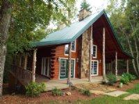 Unique Morgan Co. Home On 91 Acres : Sunbright : Morgan County : Tennessee