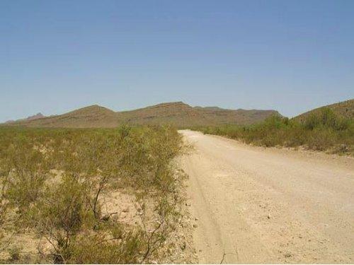 20 Acres Sunset Ranches : Sierra Blanca : Hudspeth County : Texas