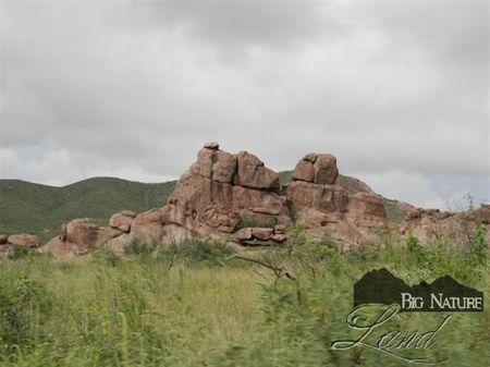 Tinajitas Ranch : El Paso : Mexico