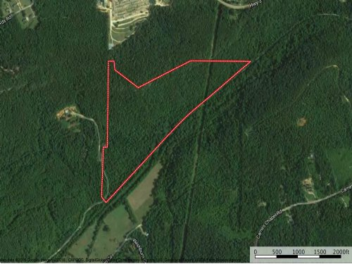 Bank Owned 58+/- Acres : Gallant : Etowah County : Alabama