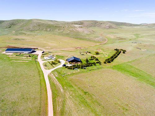 Pine Tree Draw Ranch : Lusk : Niobrara County : Wyoming