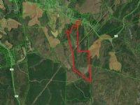 Large Acreage : Chatham : Pittsylvania County : Virginia