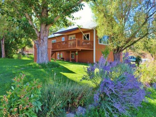 Western Montana Ranch W/Three Homes : Dixon : Sanders County : Montana