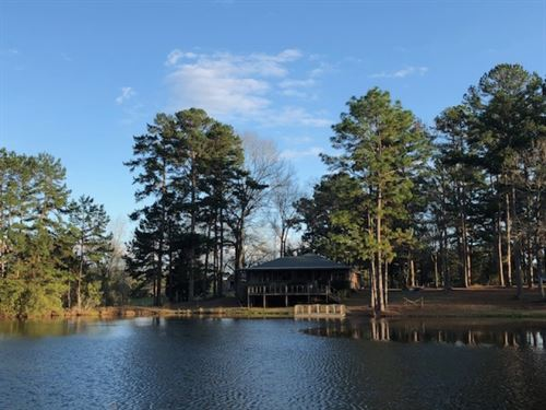 Home And 38 Acres 1011 Griffin Road : Magnolia : Pike County : Mississippi