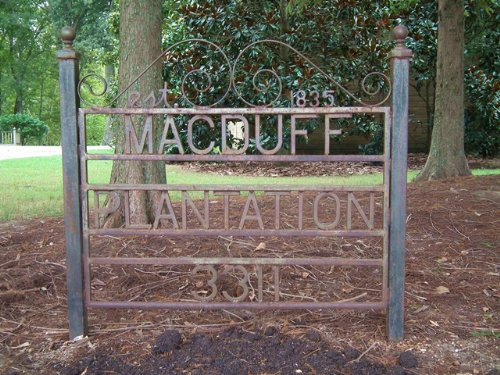 Macduff Plantation : Minter City : Leflore County : Mississippi