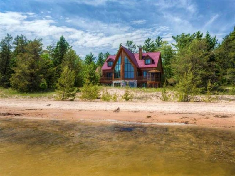 N5107 Rock River Rd, Mls# 36277 : Engadine : Mackinac County : Michigan