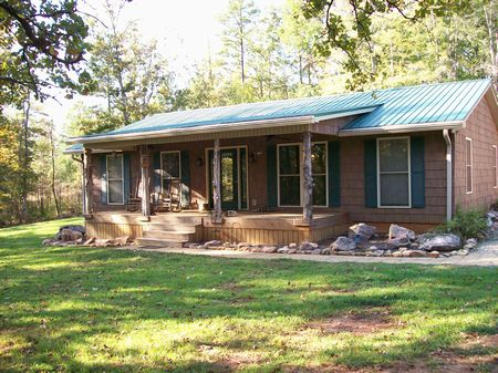 49.1  Acres With House : Juliette : Jones County : Georgia