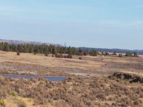 Land With Quonset : Moorcroft : Crook County : Wyoming