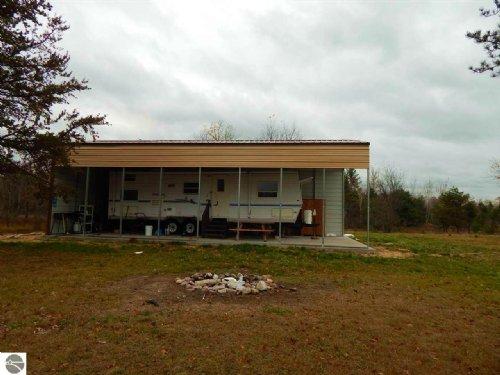 Great St Helen Area 40 Acres : Saint Helen : Ogemaw County : Michigan