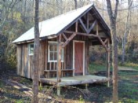 Rustic Cabin On The Creek : Jackson : Jackson County : Ohio