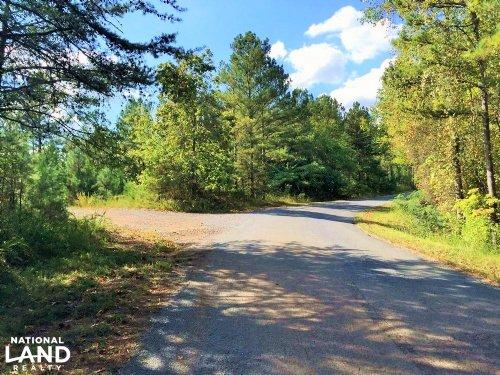 Big Ridge Road West : Talking Rock : Pickens County : Georgia