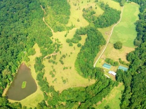 145 Acre Ranch On The Broad River : Baldwin : Banks County : Georgia