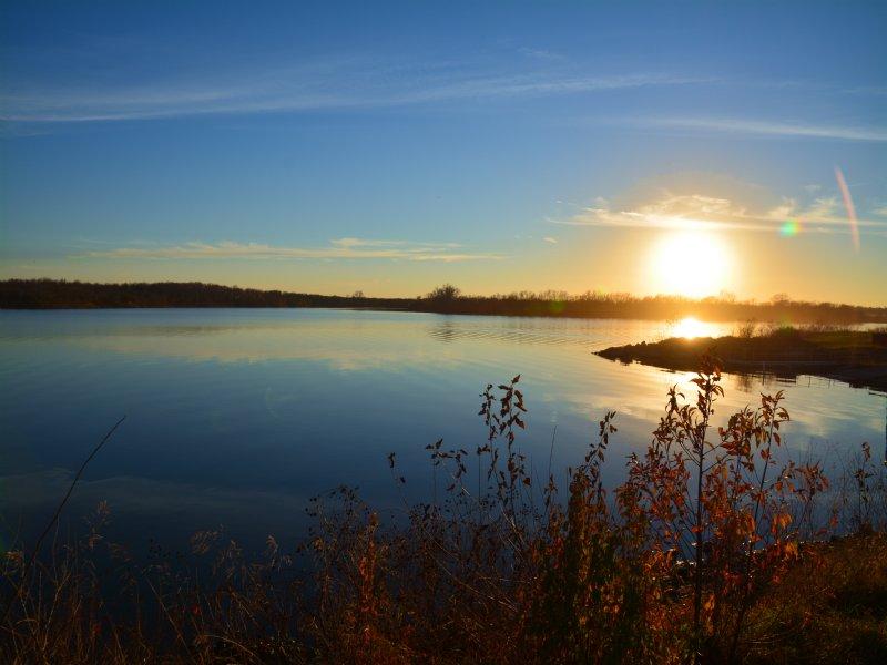 Lakeside Retreat : Carbondale : Osage County : Kansas
