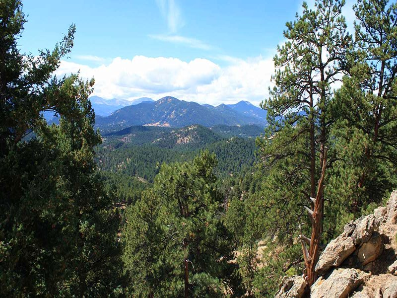 Genesee Mountain Ranch : Genesee : Jefferson County : Colorado
