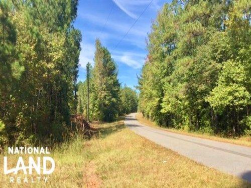 Hamilton Hunting Tract : Hamilton : Harris County : Georgia