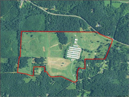 167 Acre Farm : Cedartown : Polk County : Georgia