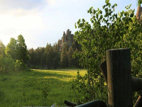 Elk Park Retreat : Allenspark : Larimer County : Colorado