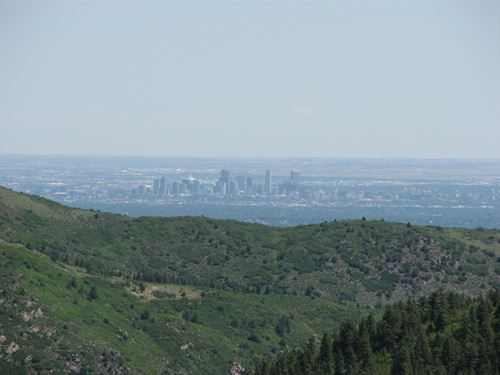 Denver Skyline View Ranch : Littleton : Jefferson County : Colorado