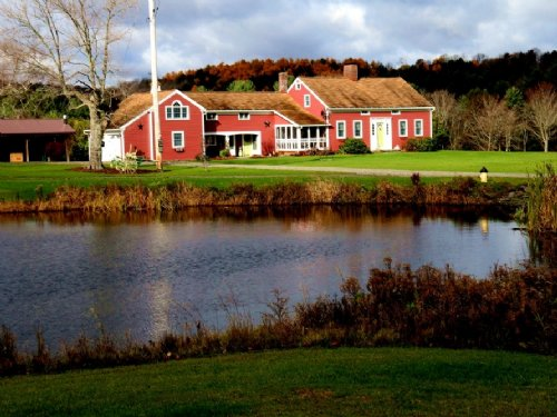490 Acres Farm Near Cooperstown : Norwich : Chenango County : New York