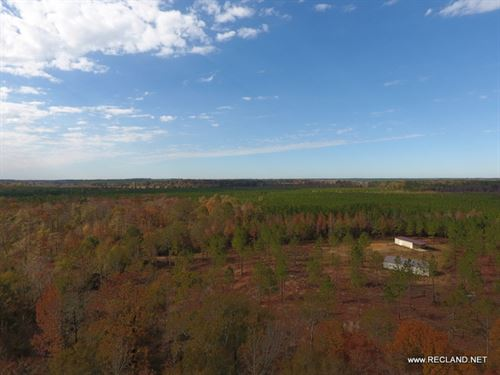 712 Ac - Hunting Tract Along Castor : Columbia : Caldwell Parish : Louisiana