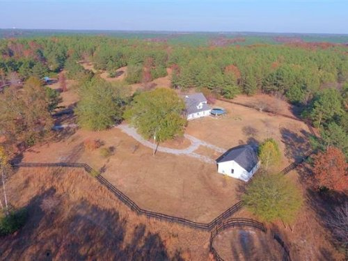 Retreat At Agape Farms, +71 Acres : Lexington : Oglethorpe County : Georgia