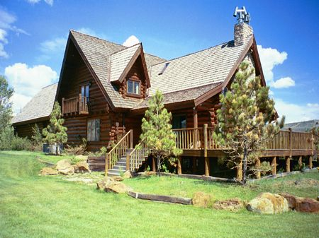 Medicine Bow River Ranch : Medicine Bow : Carbon County : Wyoming