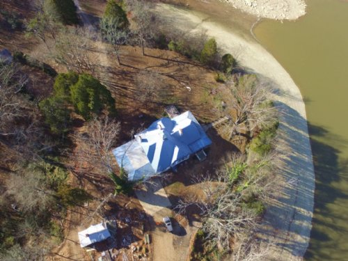 Historic Home W/ 43 Acres On Lake : Mooresburg : Hawkins County : Tennessee