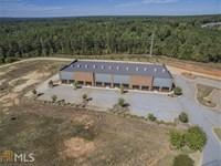 10 Acre & 76000 Sq Ft Campus Infras : Greensboro : Greene County : Georgia
