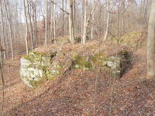 8th St Rd - 50 Acres : Kimbolton : Guernsey County : Ohio