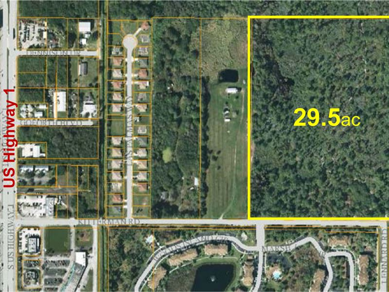 29Ac Multi-Family Development Site : Ranch for Sale : Port St Lucie : Saint  Lucie County : Florida