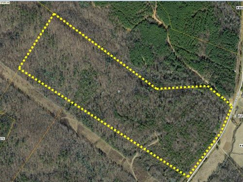 Reduced 67 Rolling Acres Located : Pickens : South Carolina