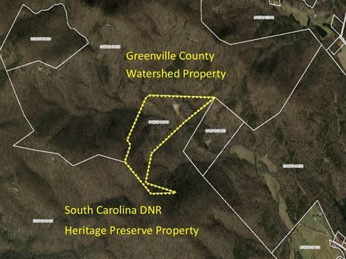 48.07 Acres Rare Opportunity Surro : Landrum : Greenville County : South Carolina