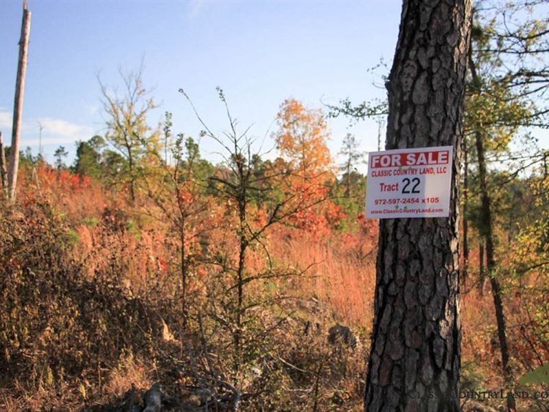 Stone Creek Piii Oklahoma Tract 22 : Wilburton : Latimer County : Oklahoma