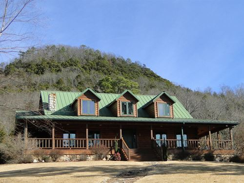 Exceptional Hunting On 3,464 Acres : Melbourne : Izard County : Arkansas