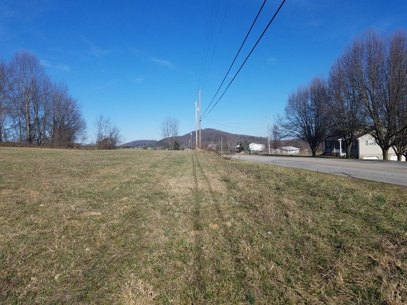 13.93 Acre Tract With Mountain View : Afton : Greene County : Tennessee