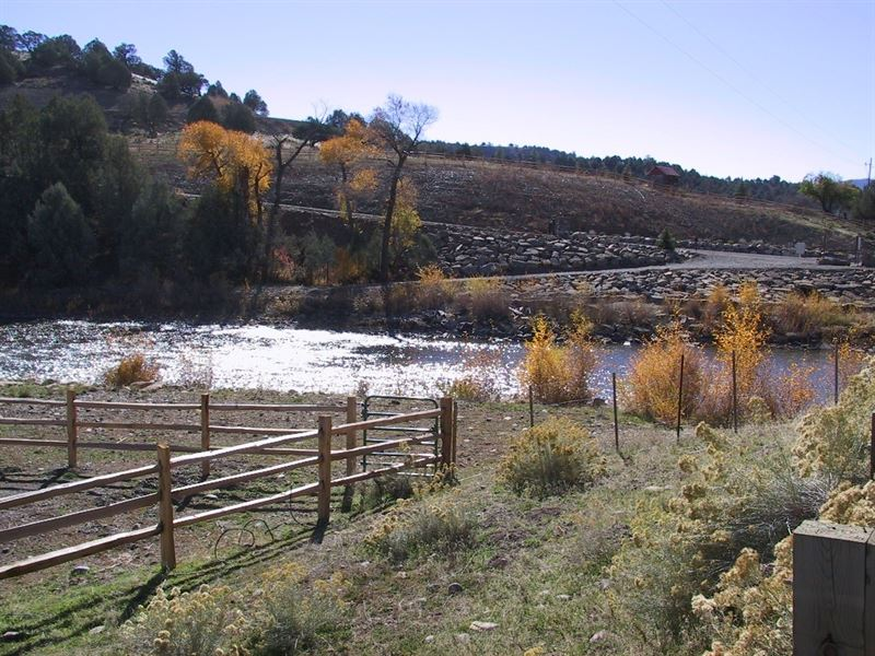 Pinon Hills Ranch - Lot 10 : Pagosa Springs : Archuleta County : Colorado