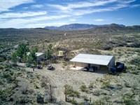 Cedar Springs Ranch : Terlingua : Brewster County : Texas