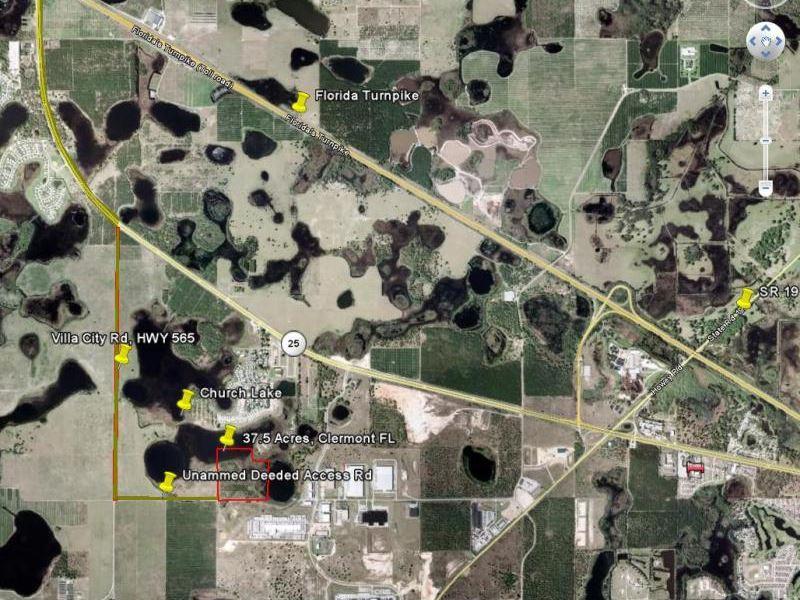 117 Lakefront Acres Ag Zonning Groveland Lake County Florida