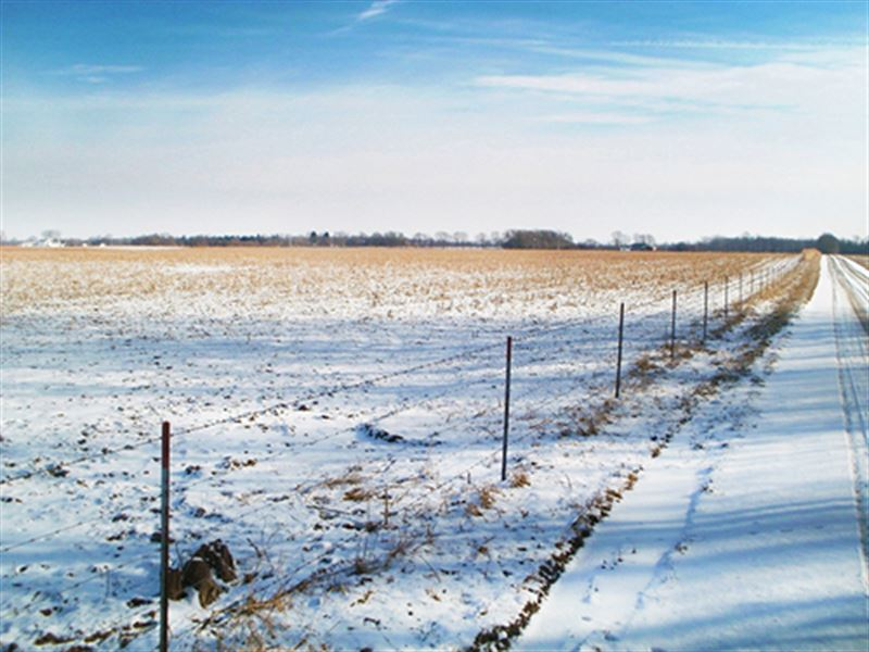 Real Estate - 830+/- Acs 20 Tracts : Noblesville : Shelby County : Indiana