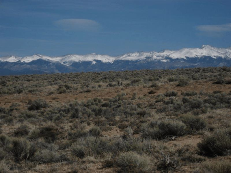 Double Lot Total 10 Acres In Co : Sanford : Conejos County : Colorado