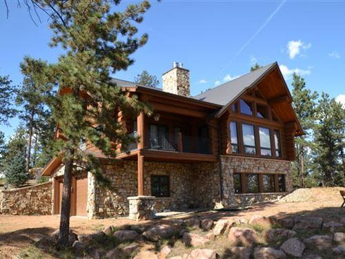 Starlight Cabin : Florissant : Teller County : Colorado