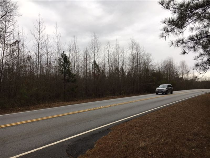 24 Ac On Hwy 154 : Newnan : Coweta County : Georgia