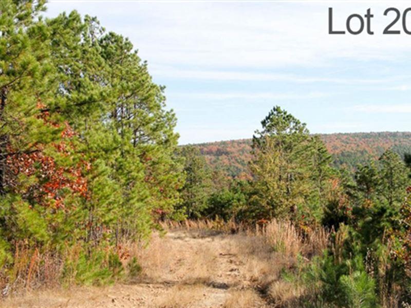 Oklahoma, Latimer County,19.14 Acre : Wilburton : Latimer County : Oklahoma