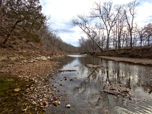44 Acres Samples Rd : Bellflower : Montgomery County : Missouri