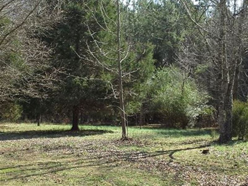 Beautiful Private Homesite : Belton : Anderson County : South Carolina