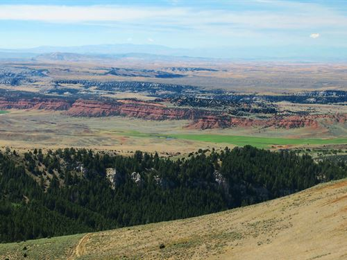 Hardknocks Ranch : Ten Sleep : Washakie County : Wyoming