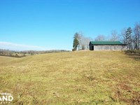 Friendsville Farm With Barn : Friendsville : Loudon County : Tennessee