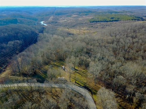 Two Mile Rd - 240 Acres : New Plymouth : Hocking County : Ohio