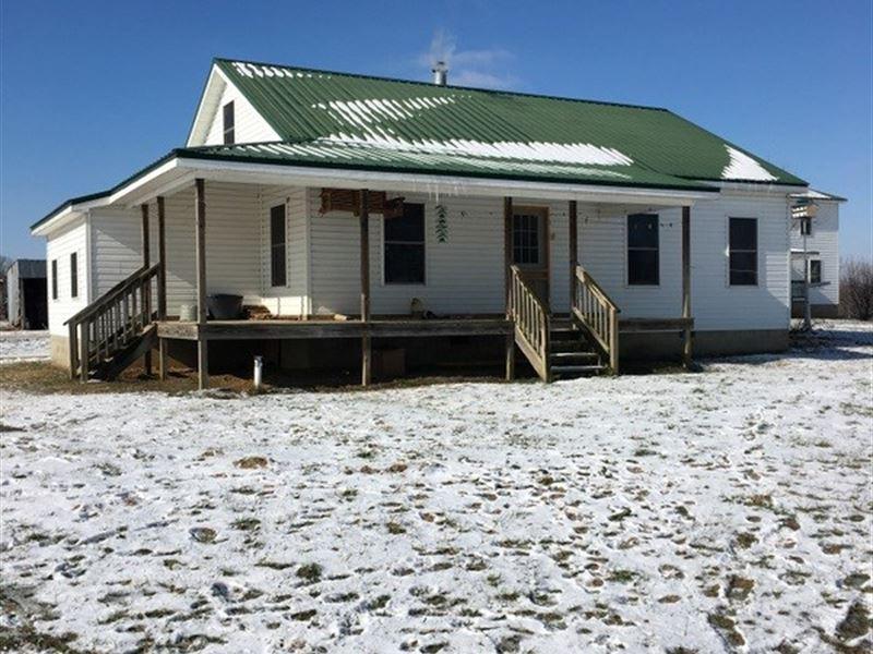 30 Aces Farm In Metcalfe County, Ky : Center : Metcalfe County : Kentucky