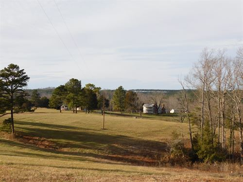 Beautiful Views On Over 310 Acres : Long Island : Pittsylvania County : Virginia